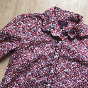 J. Crew Liberty Boy Shirt in Betsy Ann Floral